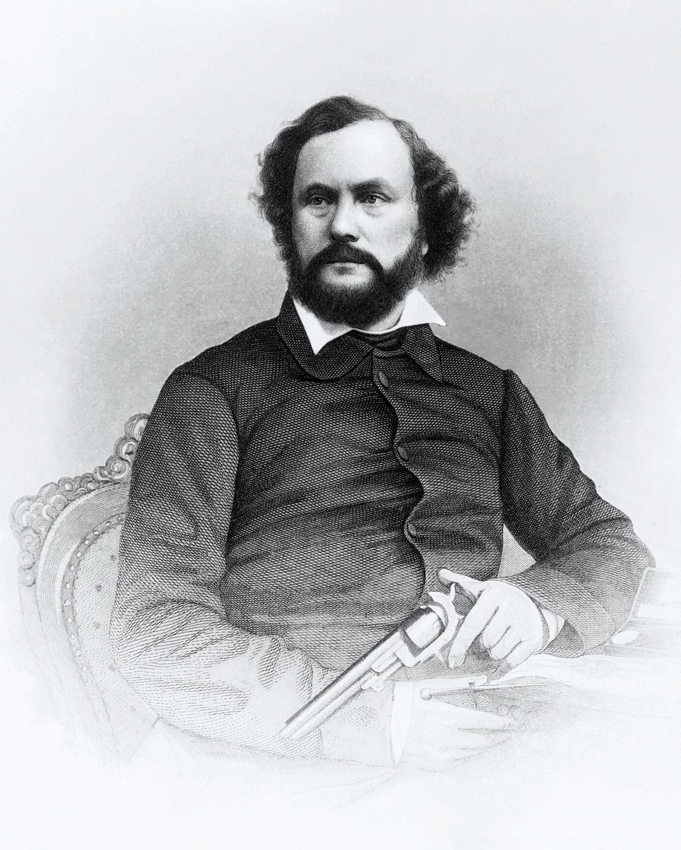 Samuel Colt ca. 1855