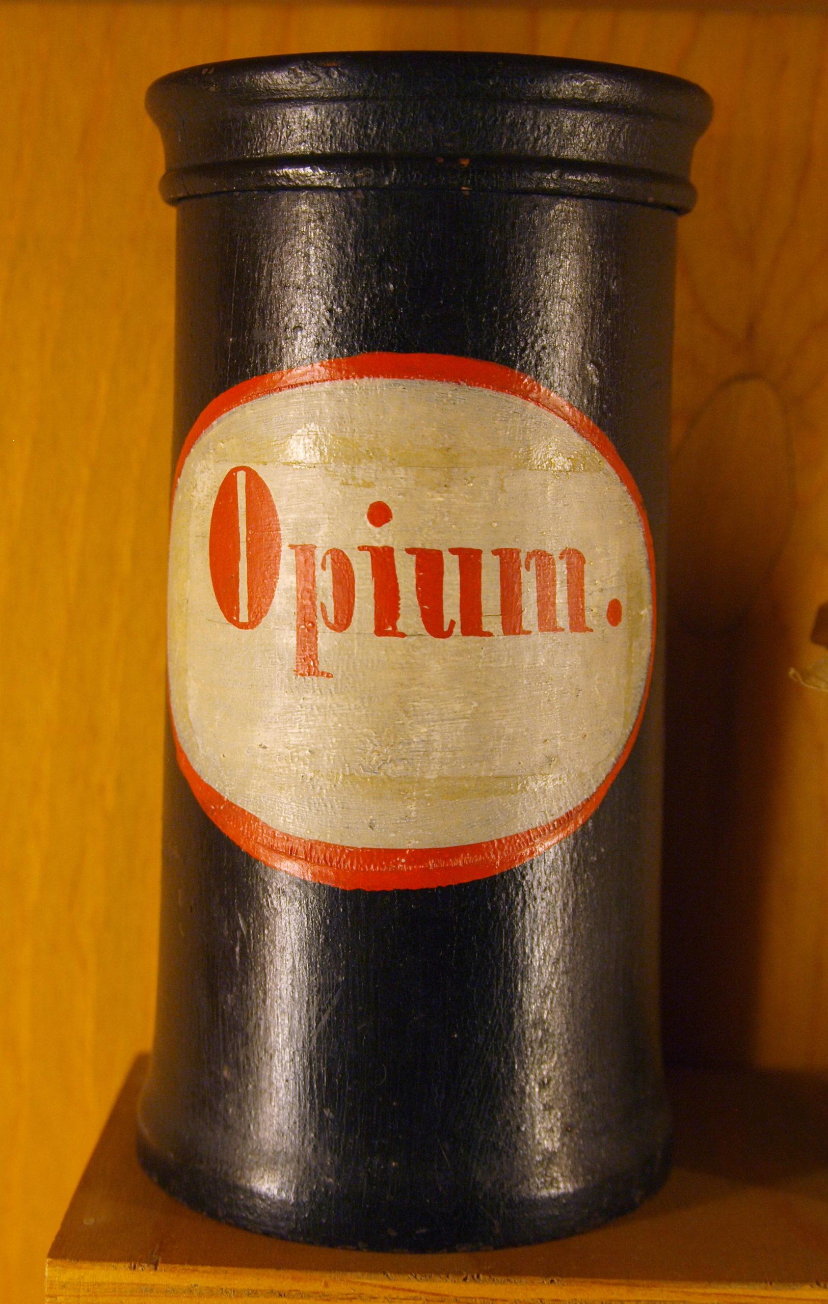 Opium Apotheke