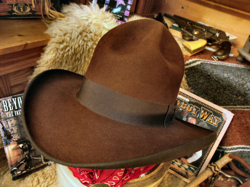 Cowboyhut - The Montana Peak