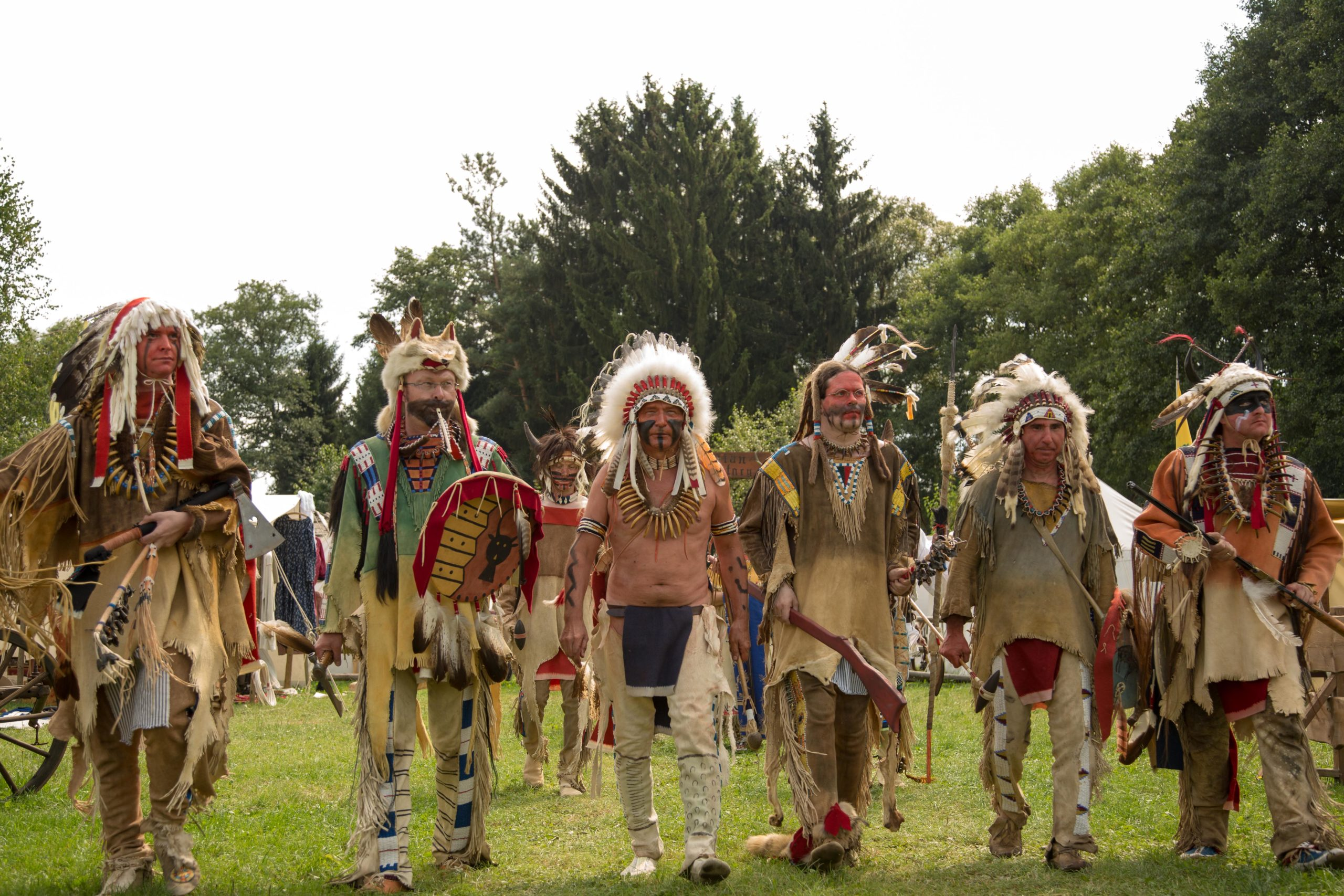 Mandan & Sioux Lakota