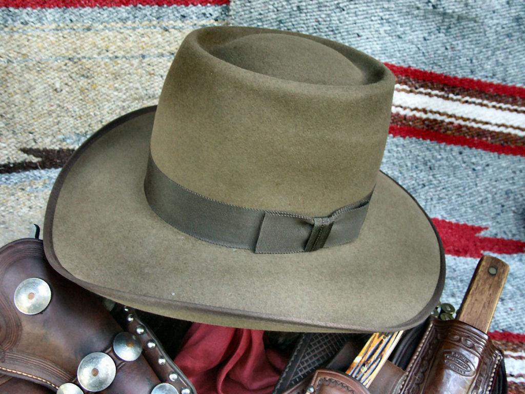 Stetson Cowboy Hat - Stetson Cowboyhut