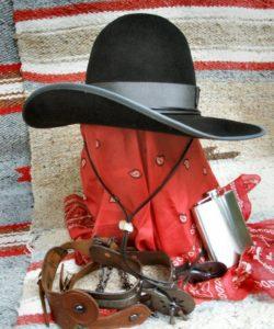Cowboyhut - The Open Crown